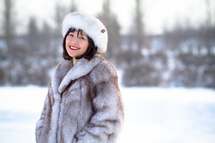 IMG_0452 (Fesapo) Tags: portrait snow cold canon edmonton furcoat alberta 7d christmaseve rosehillcemetery 135mmf2l
