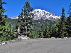 Mount Rainier National Park (Jasperdo) Tags: mountain snow landscape volcano washington nationalpark scenery view nps mountrainier mountrainiernationalpark pacificnorthwest nationalparkservice viewpoint cascademountains