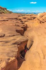 DSC_0-4672 (alanstudt) Tags: arizona nikon page slotcanyon d600 navajotribalpark adobelightroom sandstoneformation lowerantelopecanyon shotinrawformat alanstudt afsnikkor2485mmf3545gedvr kenstours