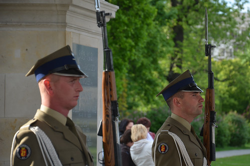 No Coldstream Guard... Warsaw, Poland