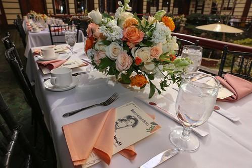 Rose Parade 2016 Tea Party Reception