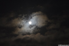 365 Project 358/365 - Cloudy Moon (jsphotosireland) Tags: nightphotography ireland moon clouds moonlight trim lunar irl comeath nikond810 photo365project nikkor50mmf14g