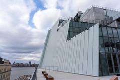 Whitney (bmeeee) Tags: nyc newyorkcity sculpture ny newyork art museum architecture sony whitney alpha bigapple renzopiano mirrorless archdaily nex6 archilovers