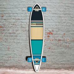 Pintail Longboard - (longboardsusa) Tags: usa skate longboard skateboards pintail longboards longboarding