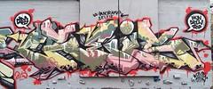 DKN Pieces (zugesandt) (mainstylefrankfurt) Tags: streetart nose graffiti mural frankfurt character eat rocker piece spraycanart tase sprayart graffitimurals dkn dawo creis frankfurtgraffiti illzoo mainstyle mainstylefrankfurt ratswegkreisel rtswgkrsl deftigeknospen