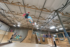 Owen-1773 (Eric framed) Tags: arizona creek high nikon ramp air pipe az scooter queen skatepark skate half d750 28 trick amateur mesa 1424