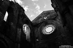 Val D'Orcia, Siena, San Galgano (ChinellatoPhoto) Tags: italy landscape italia tuscany crete siena toscana valdorcia paesaggio sangalgano