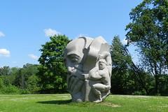 Museo Esculturas Parque Daina Turaida 02 (Rafael Gomez - http://micamara.es) Tags: las parque de esculturas museo colina nacional populares jardn daina piedra canciones turaida gauja ranka dainu indulis