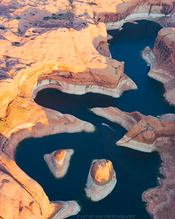 Reflection Canyon Aerial