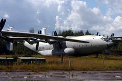 RA-09312 Antonov An-22 Aeroflot @ Tver Migalovo 17-Aug-2005 by Johan Hetebrij (Balloony Dutchman) Tags: airport russia air russian tver base airbase aeroflot antonov migalovo an22    uuem