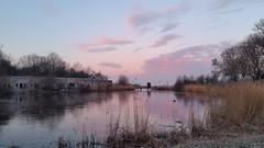 20160119_FortaandeDrecht (GemeenteUithoorn) Tags: winter cold holland ice frozen frost bevroren nederland amstel landschap noordholland ijs koud landschappen waterlijn uithoorn zonsopkomst hollandse vriezen dekwakel dorpscentrum molenvaart