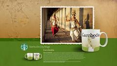 Starbucks City Mug Cambodia Desktop Wallpaper (Magic Ketchup) Tags: mugs cambodia collection starbucks mug desktopwallpaper 08 cityicon