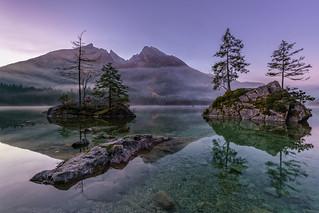 Bavarian Lake - Explored
