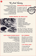 7-Up Goes to a Party - 1961 - Page 6 (shannonlepak) Tags: party vintage recipe cookbook cola pop retro soda 1960s recipes 7up 1961