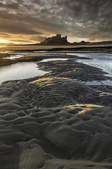 Bamburgh (Simon Owens (1)) Tags: seascape sunrise bamburgh