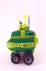 Sirius Cyberdine GU-37x - Biotron (timhenderson73) Tags: classic lego space rover neo custom moc biotron