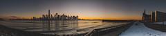 Manhattan (Vivid Emotion Photos) Tags: street city nyc wall canon newjersey jerseycity stitch manhattan pano tripod jersey wallstreet