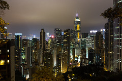 Hong Kong City Views