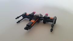 Incom T-70 X-wing 1 (Ken_1974) Tags: star starwars force lego xwing wars poe t70 awakens dameron incom