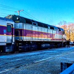 MBTA (Littlerailroader) Tags: railroad train massachusetts newengland trains andover transportation locomotive trainspotting locomotives railroads newenglandrailroads andovermassachusetts