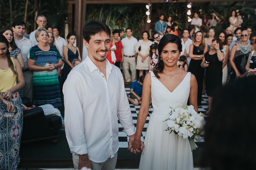 a modista, Casamento de dia, casamento na praia, Ilhabela,
