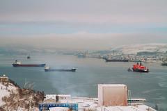 Kol`skiy (alexrgb5) Tags: sea water ships murmansk вода море корабли залив мурманск