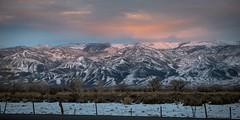 Bishop, California (Desi595) Tags: california light white snow mountains sierra 395