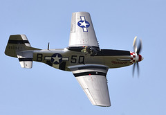 Mustang (Bernie Condon) Tags: plane vintage fighter aircraft aviation military na ww2 preserved mustang warplane p51 northamerican usaaf
