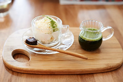 matcha-affogato (miyukim26) Tags: photography cafe naturallight melbourne icecream matcha greentea foodphotography alienskin drinkphotography nikond600 exposure7 miyukimardon
