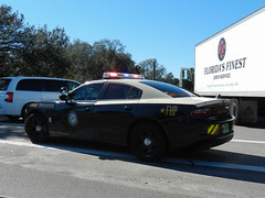 State Trooper (traveling around) Tags: lights florida accident fl statetrooper