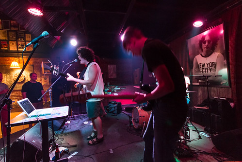 Wowser Bowser Live @ The Hummingbird in Macon, GA 06-27-12