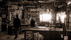 General Store (Antonia Quest Photography/Larry Moore--Thanks) Tags: travel las vegas people art town store artistic ghost fine nelson neveda
