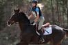 Cross-country at Rocking Horse Stables (Tackshots) Tags: horse florida crosscountry rider rockinghorse altoona eventing horsetrials