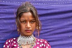 Rajasthan girl (Simon Maddison LRPS) Tags: pushkar rajasthan