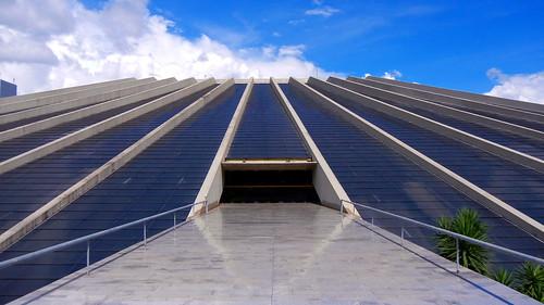 Teatro Nacional Cláudio Santoro. Brasília, DF