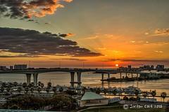 0I9A5114-HDR-Edit (Jordan Cait) Tags: sunset us unitedstates florida library dunedin clearwater