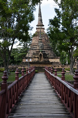 _GRL7677 (TC Yuen) Tags: architecture thailand ruins asia southeastasia buddha unesco worldheritage norththailand ancientcapital