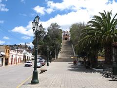 """San Cristóbal de las Casas: la colline de Guadalupe <a style=""""margin-left:10px; font-size:0.8em;"""" href=""""http://www.flickr.com/photos/127723101@N04/25081066754/"""" target=""""_blank"""">@flickr</a>"""