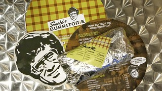 Wacky Burrito