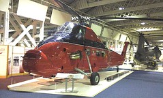 Westland Wessex HCC4 XV732 at RAF Museum, Hendon 05.03.16 (Trevor Bruford) Tags: london museum force no aircraft aviation military air flight royal historic queens helicopter 18 benson westland 32 raf odiham squadron wessex hendon hangars northolt hcc4 xv732