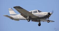 Piper PA-28R-201 Cherokee Arrow III G-IBFW Lee on Solent Airfield 2016 (SupaSmokey) Tags: iii lee solent arrow cherokee piper airfield 2016 pa28r201 gibfw