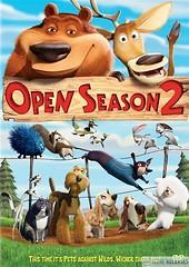 Open Season 2 คู่ซ่า ป่าระเบิด 2