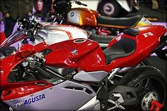 MV Agusta F4, Guzzi 1000 Sport y BMW R90S