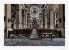 glise Notre-Dame d'Autun (JG Photographies) Tags: france architecture french europe saintlazare cathdrale bourgogne hdr religieux autun saoneetloire hdrenfrancais canon7dmarkii jgphotographies