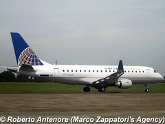 Embraer E-175 (E-170-200/LR) (Marco Zappatori's Agency) Tags: embraer unitedexpress mesaairlines e175 marcozappatorisagency robertoantenore preqx n86336