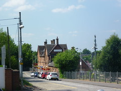 SC6-209 - Uddingston railway station approach (Droigheann) Tags: udd
