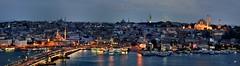Galata Tower view #3 (Jos M. F. Almeida) Tags: summer tower turkey view august istanbul tryp istambul galata eminonu 2015 turqia