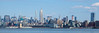 Midtown Manhattan Panorama (Erin Cadigan Photography) Tags: city nyc newyorkcity urban panorama usa ny newyork tourism water skyline architecture america skyscraper vintage harbor daylight newjersey jerseycity cityscape unitedstates antique manhattan famous nj panoramic structure historic retro midtown american editorial empirestatebuilding daytime hudson chryslerbuilding libertystatepark hollandtunnel