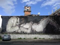Graffiti in Rome@MAAM - Museo dell'Altro e dell'Altrove