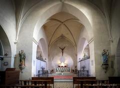 Eglise de Fontvieille (Rmi Avignon) Tags: france fr fontvieille provencealpesctedazur